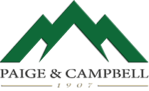 Paige & Campbell Logo